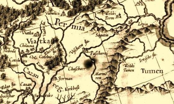 Археологическая Карта Башкирии
